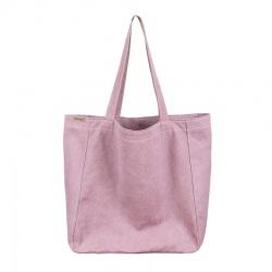 Lazy bag torba różowa na zamek